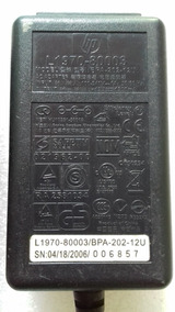 Fonte De Alimentaçao Hp Modelo (l1970 80003) 12v 1250ma