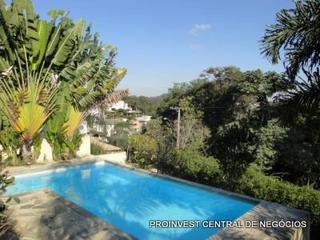 Casa Residencial À Venda, Golf Village, Granja Viana - Ca7983. - Ca7983