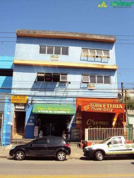 Aluguel Casa 1 Dormitório Cocaia Guarulhos R$ 400,00 - 26708a
