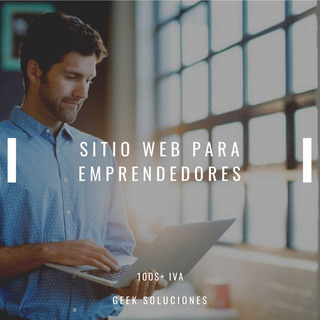 Pagina Web Para Emprendedores - Website