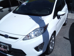 Ford Fiesta Kinetic Titanium1.6 5ptas 2012 E01