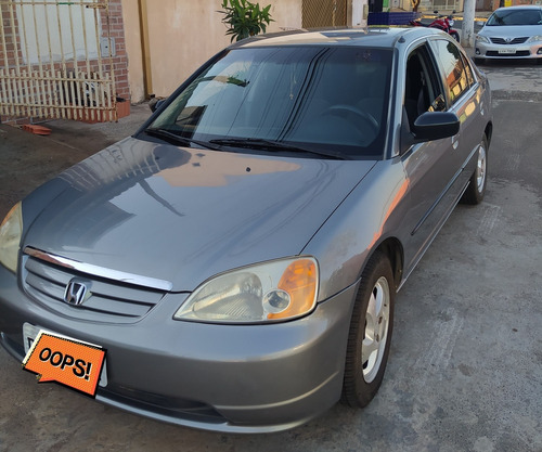 Honda Civic 2001 1.7 Lx 4p