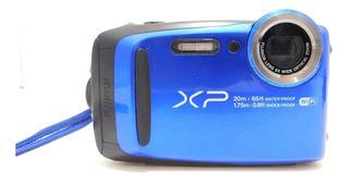 Camara Sumergible Fujifilm Xp120 + Memoria De 32gb