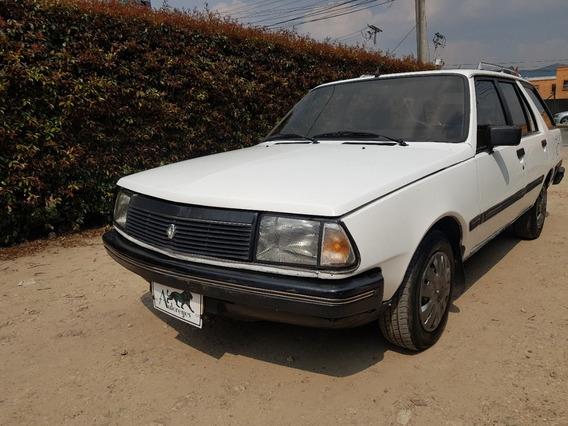 Renault R18 2.000 Cc 1985