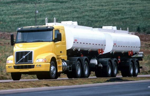 Volvo Nh 380 6x2 2000 À 2004 Cavalos Revisados E Trabalhando