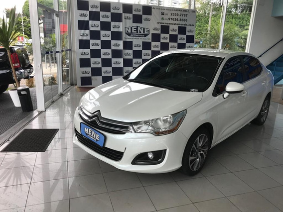 Citroen C4 1.6 Tendance Turbo Flex Automatico