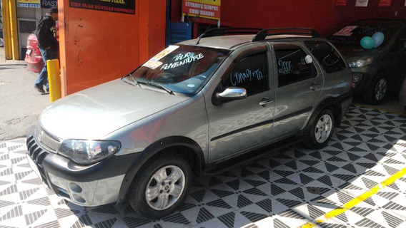Fiat Palio Weekend Adventure 1.8