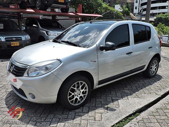 Renault Sandero Expression Mt 1.6 2012 Djp831