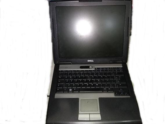 Notebook Dell D520 Core 2 Duo 2gb De Ram 80 Gb De Hd