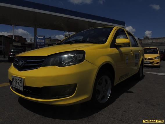 Taxis Otros 1.4cc Mt Aa Fe