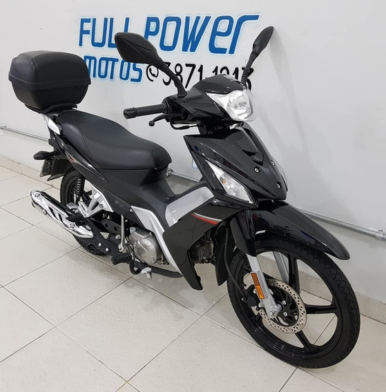 Suzuki Haojue Jtz Nex 110 2018/18