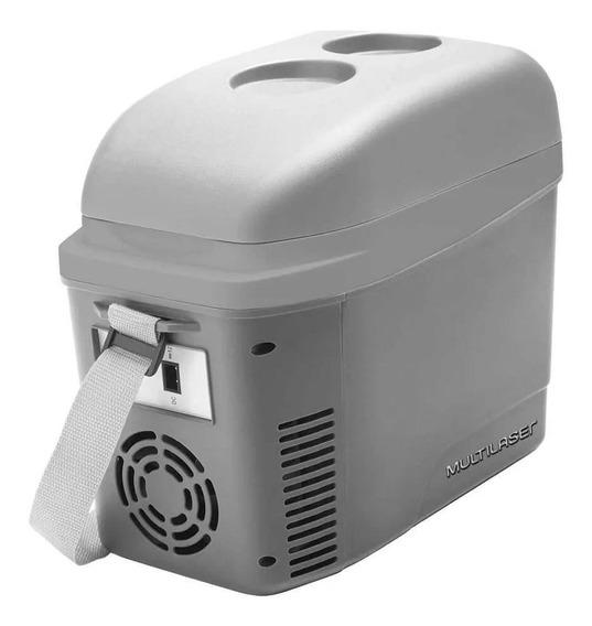 Cooler Portátil Mini Geladeira Multilaser Tv013 7 Litros 12v