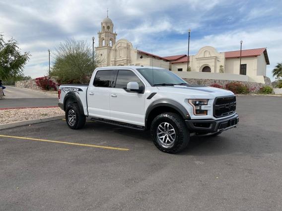 Ford Lobo Raptor Svt 2017 4x4