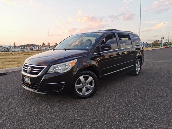 Volkswagen Routan 3.8 Exclusive Tipt Pk Joybox Entr At 2009