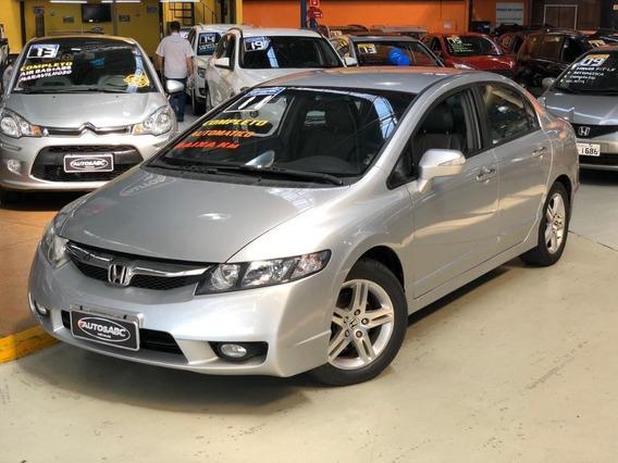 Honda Civic 1.8 Exs 2011 Top De Linha Com 84000km