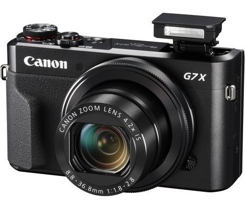 Câmera Canon Powershot G7 X Mark Ii - Loja Platinum