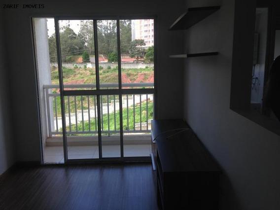 Apartamento Para Locação Em São Paulo, Parque Rebouças, 2 Dormitórios, 1 Banheiro, 1 Vaga - Zzalsou1