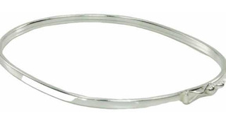 Bracelete Pulseira Feminina Prata 925 Legítima