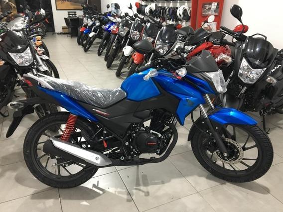 Honda Twister 125 Cb 0km Ahora 12/18 $ 30000 + Cuotas C/tarj