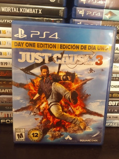 Just Cause 3 Ps4 (fisico)