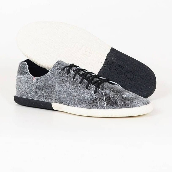 Combo 2 Pares Tenis Sapatenis Osklen Sapato Casual 70off