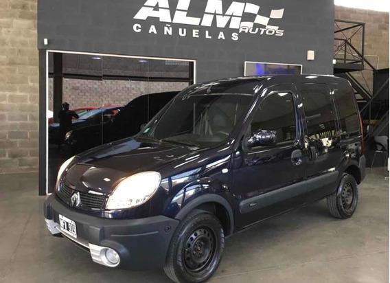 Renault Kangoo Authentique Plus Mod 2013 Muy Buen Estado!!!