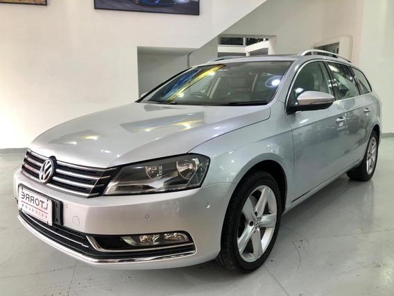 Volkswagen Passat Variant 2.0 Fsi Dsg Gasolina 4p Aut
