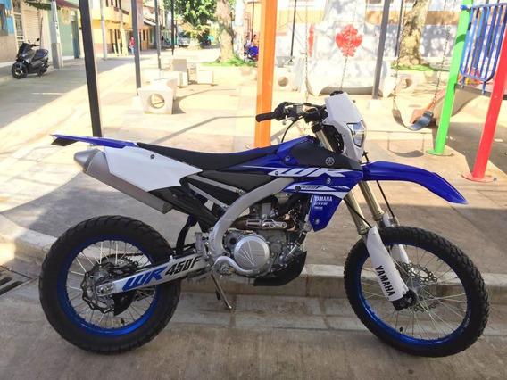 Yamaha Wr 450 F 2018