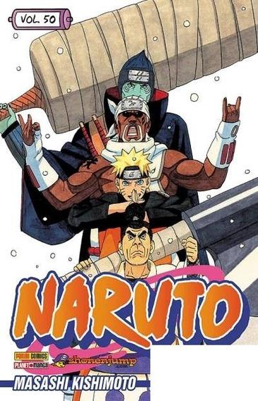 Naruto Pocket N° 50