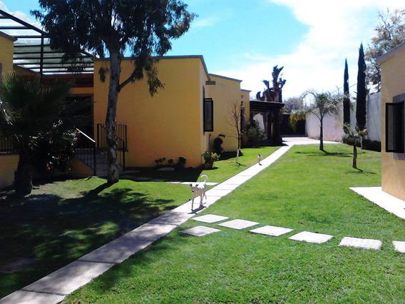 Macario Gomez (casa Campestre En Venta En Aguascalientes)