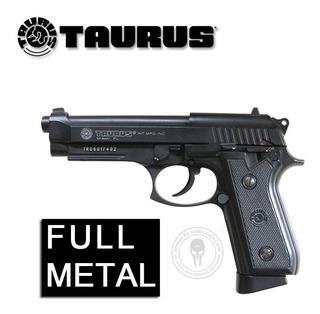 Pistola Airsoft Beretta Pt92 Taurus Muelle 6mm Potente Unica