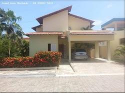 Casa Em Condomínio Para Venda Em Parnamirim, Cidade Verde - Condomínio Verdes Campos, 4 Dormitórios, 3 Suítes, 5 Banheiros, 4 Vagas - Cas0477