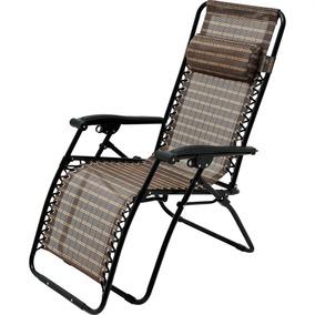 Cadeira Reclinável Mor Sevilha 21 Posições Com Encosto