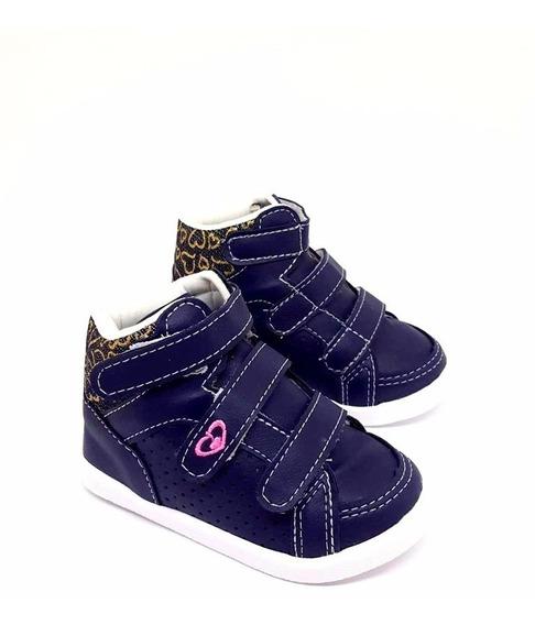 Sneaker Infanil Tenis Botinha Tenis Menina Infantil
