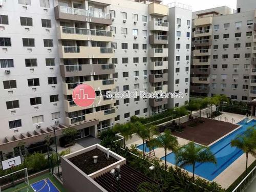 Imagem 1 de 5 de Apartamento-à Venda-recreio Dos Bandeirantes-rio De Janeiro - 201667