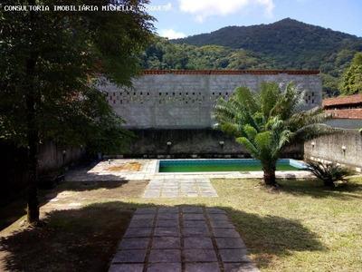 Casa Para Venda Em Guapimirim, Caneca Fina, 2 Dormitórios, 1 Banheiro, 1 Vaga - Cs-366