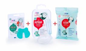 Kit Aspirador Nasal+pikluc+assoar Baby