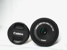 Lente Canon 24mm F/2.8 Stm