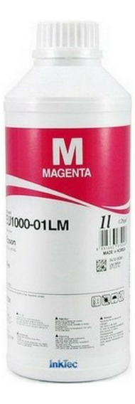 Tinta Pigmentada Inktec P/ Hp Pro 8100 8600 8610 7110 -500ml