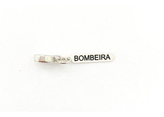 Berloque Bombeira - Bp_871