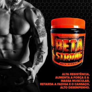Beta Strong- Carnosyn/ Beta Alanine Pura - 250 G