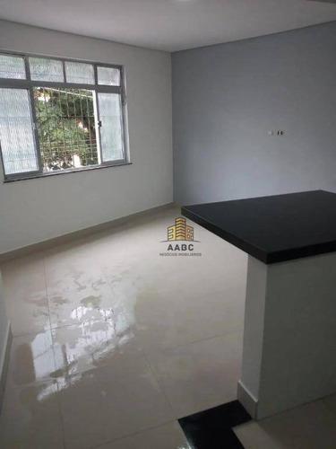 Apartamento Com 1 Dormitório Para Alugar, 56 M² Por R$ 2.000,00/mês - Vila Mariana - São Paulo/sp - Ap1313
