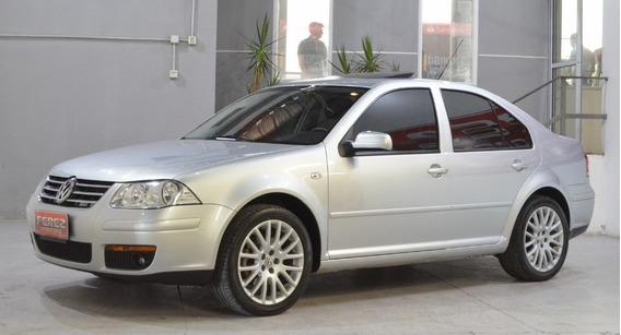 Volkswagen Bora 1.8 Turbo Con Gnc 2010 4 Puertas Color Gris