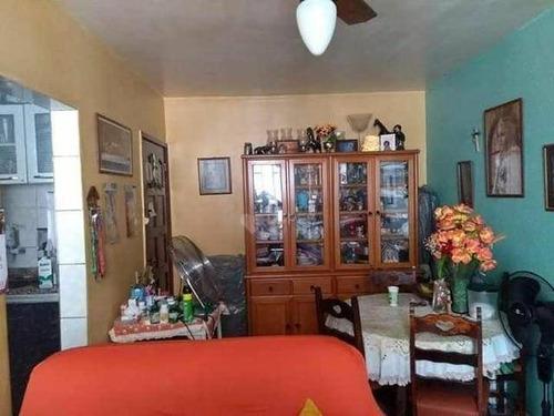 Apartamento À Venda, 55 M² Por R$ 185.000,00 - Colubande - São Gonçalo/rj - Ap45666