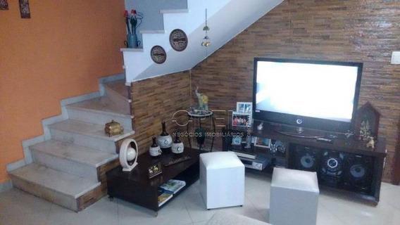 Sobrado Residencial À Venda, Nova Gerti, São Caetano Do Sul - So1210. - So1210