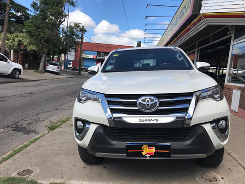 Toyota Sw4 2.8 Srx 177cv 4x4 7as At 2016 Blindada!!!