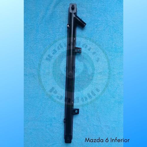 Tanque Cajera Radiador Mazda 6 Inferior