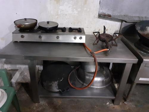 Cocina Industrial De Tope A Gas