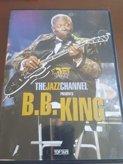 Dvd B.b. King - The Jazz Channel Presents, Encarte Interno