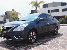 Nissan Versa Exclusive Navi 2016 Recibo Auto Menor Precio